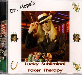 Subliminal poker therapy CD